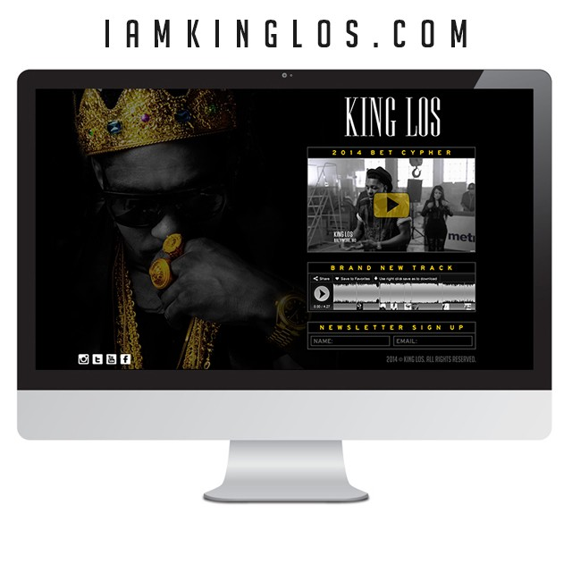 king-los-website