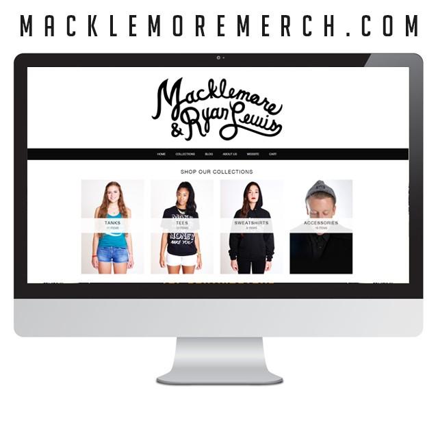 macklemore-webiste
